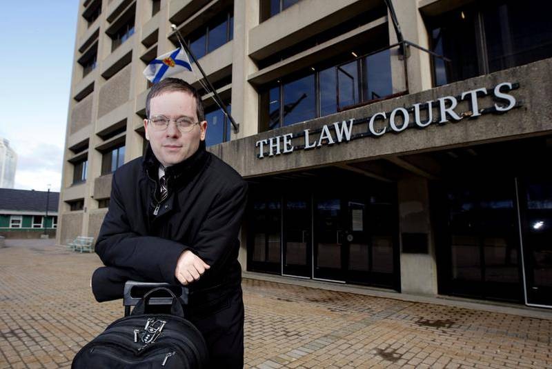 Gábor Lukács at Supreme Court of Nova Scotia