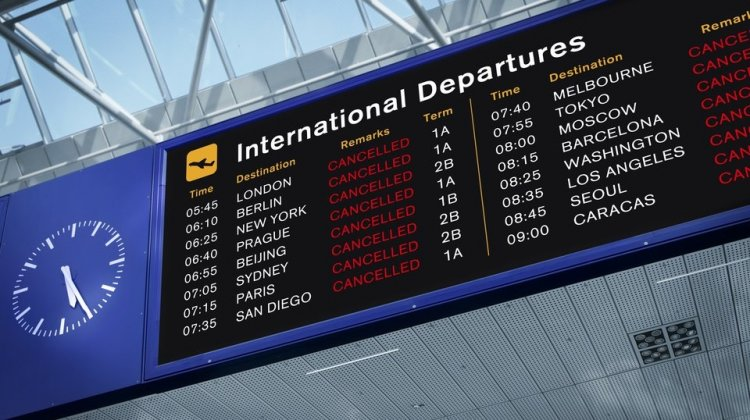 "Flight delays and cancellations: Rights the government ""watchdog"" is hiding from you"