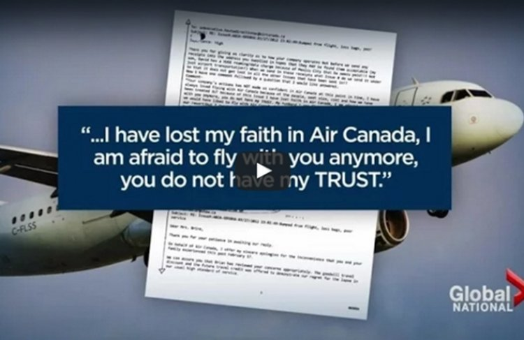 Did a federal agency try to use privacy laws to hide a complaint about an airline?