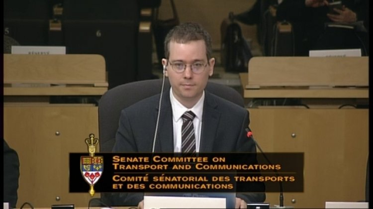 Bill C-49: Address to the Standing Senate Committee on Transport