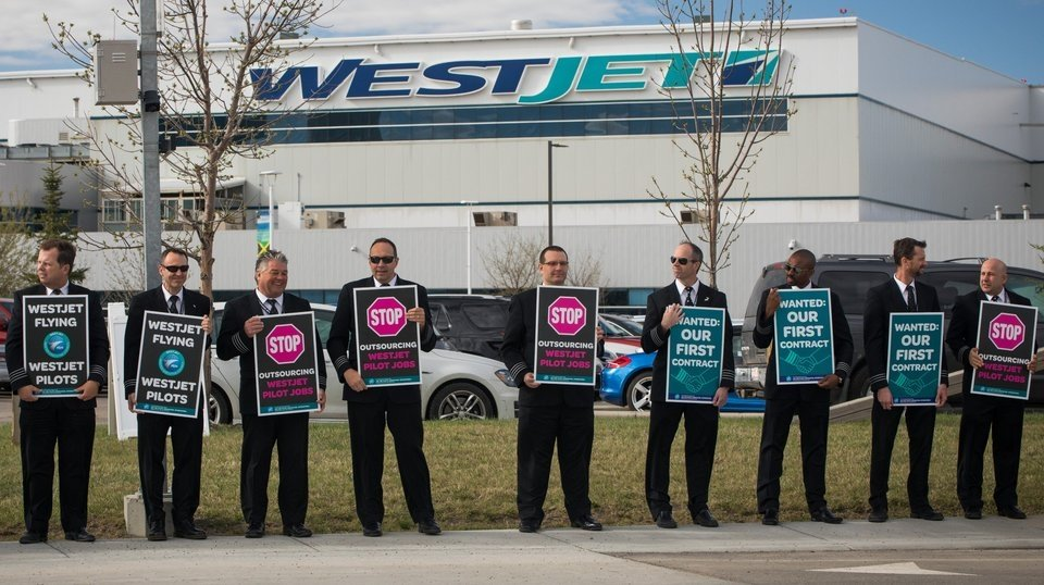 WestJet strike: What are your rights?