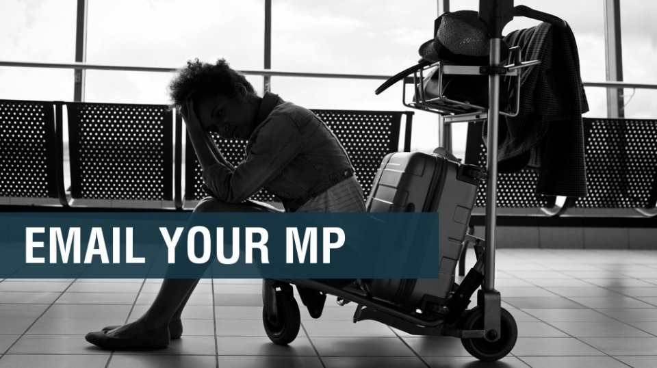 Tell your MP to listen to the Senate